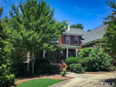 Chatham County Single Family Home For Sale: 86 Crooked Creek Lane