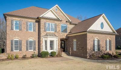 Holly Springs Single Family Home Contingent: 5409 Georgiana Ridge Drive