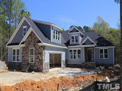 Pittsboro Single Family Home For Sale: 335 Brookhaven Way #Lot 32