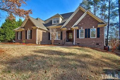 Wake Forest Single Family Home For Sale: 4828 Studbury Hall Court