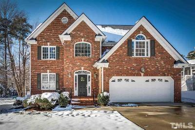 Raleigh Single Family Home For Sale: 8509 Clarks Branch Drive