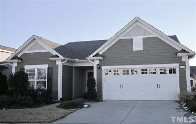 Durham Single Family Home Pending: 1110 Belvins Trace Drive