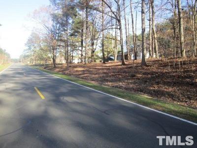 Granville County Residential Lots & Land For Sale: Salem Road