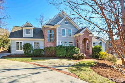 Chatham County Single Family Home For Sale: 56713 Nash