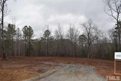 Zebulon Single Family Home Pending: 441 Soaring Eagle Trail