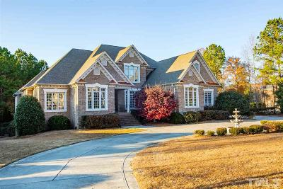 Chatham County Single Family Home For Sale: 64 Forest View Place