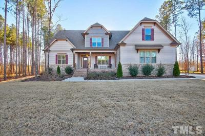 Youngsville Single Family Home For Sale: 40 Inverness Court