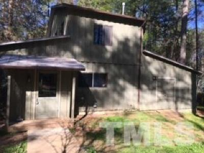 Pittsboro Rental For Rent: 89 Lonna Court