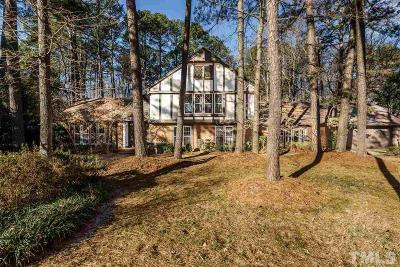 Raleigh Single Family Home Contingent: 8316 Lakewood Drive