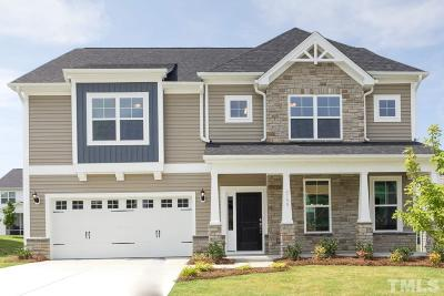 Knightdale Single Family Home For Sale: 4709 Broad Falls Lane #Lot 130