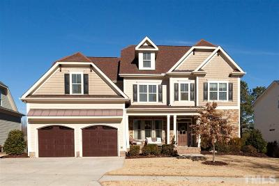 Wake Forest Single Family Home For Sale: 917 Shasta Daisy Drive