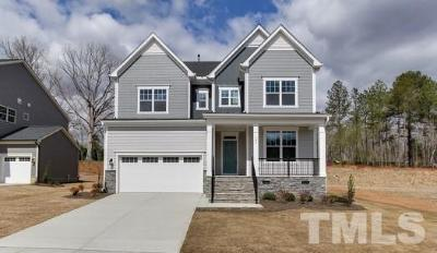 Holly Springs Single Family Home Pending: 108 Mystic Quartz Lane #70 Eastm