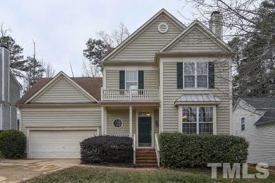 Apex Single Family Home For Sale: 703 Hillsford Lane