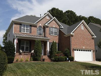 Wake Forest Single Family Home For Sale: 9044 Dansforeshire Way