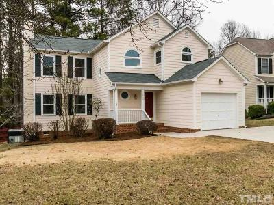 Durham Single Family Home Contingent: 5909 Wateree Drive