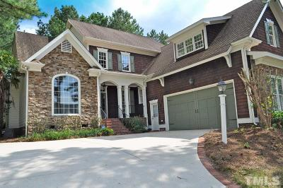 Wake Forest Single Family Home For Sale: 1404 Brewer Jackson Court