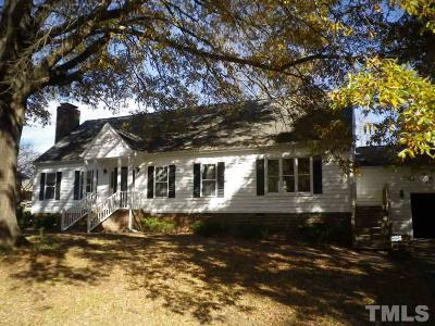 Durham County Single Family Home For Sale: 425 Weatherly Drive