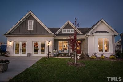 Fuquay Varina Single Family Home For Sale: 325 Nantahalla Lake #722
