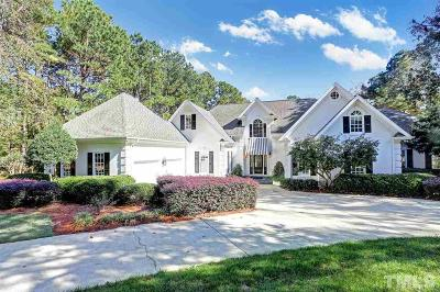 Johnston County Single Family Home For Sale: 108 Hibiscus Drive