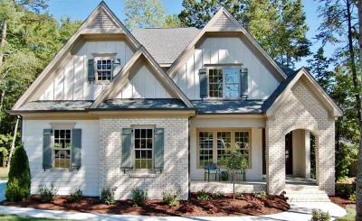 Raleigh Single Family Home For Sale: 5108 Swift Ridge Road