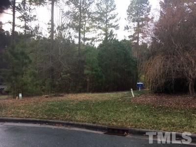 Pittsboro Residential Lots & Land For Sale: 22 Grey Oak Court