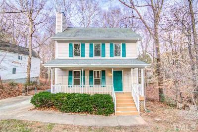 Wake Forest Single Family Home For Sale: 116 Abercrombie Road