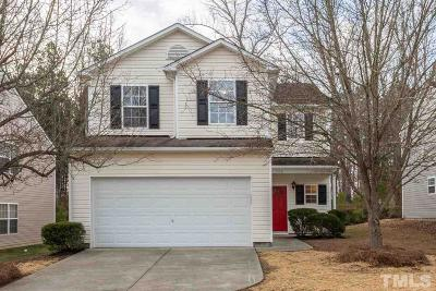 Durham County Single Family Home For Sale: 408 Summer Breeze Drive