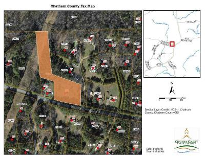 Pittsboro Residential Lots & Land For Sale: 220 Andrews Store Road