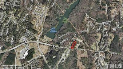 Wake County Residential Lots & Land For Sale: 1365 Wait Avenue