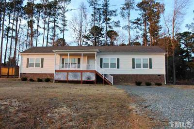 Garner Single Family Home For Sale: 80 Willis Road