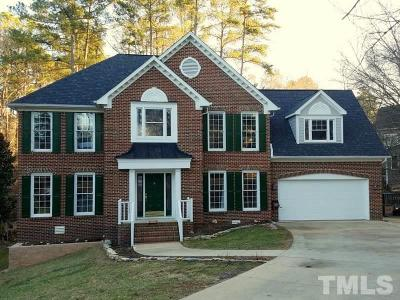 Cary Single Family Home For Sale: 108 Widecombe Court