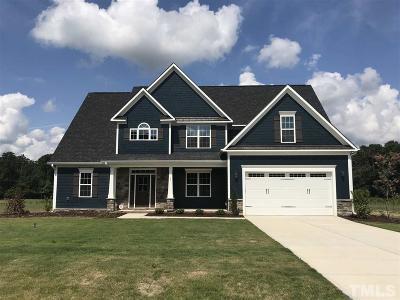 Johnston County Single Family Home For Sale: 51 N. Lumina Lane
