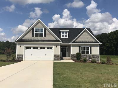 Johnston County Single Family Home For Sale: 81 N. Lumina Lane
