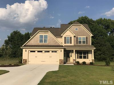 Johnston County Single Family Home For Sale: 86 N. Lumina Lane