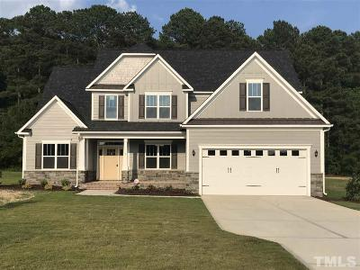 Johnston County Single Family Home For Sale: 8 N. Lumina Lane