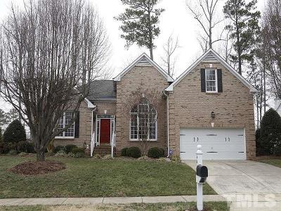 Durham County Single Family Home For Sale: 4616 Regency Drive