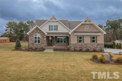 Raleigh Single Family Home For Sale: 2924 Turning Brook Lane