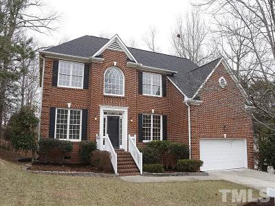 Durham County Single Family Home For Sale: 7 Montcrest Drive
