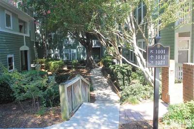 Wake County Condo Contingent: 1001 Nicholwood Drive #101