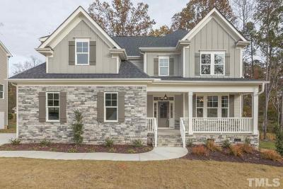Holly Springs Single Family Home For Sale: 108 Breyla Way