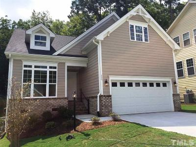 Wake Forest Single Family Home For Sale: 330 N Wingate Street
