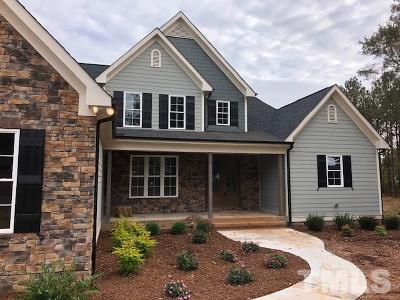Raleigh Single Family Home For Sale: 8625 Holly Springs Road