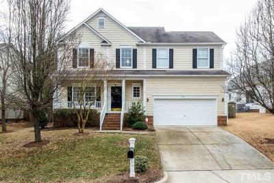 Cary Single Family Home For Sale: 104 Holmhurst Court
