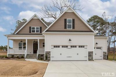 Garner Single Family Home For Sale: 23 Timber Wolf Crossing