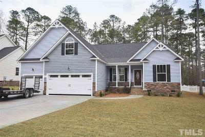 Sanford Single Family Home For Sale: 95 Grayson Place