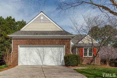 Cary Single Family Home For Sale: 309 Boltstone Court
