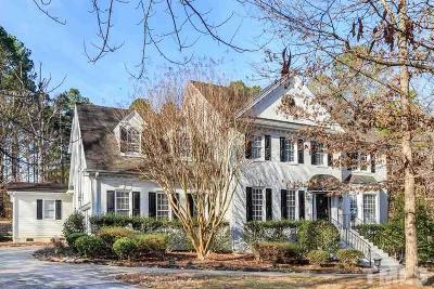 Raleigh Single Family Home For Sale: 5305 Stargrass Court