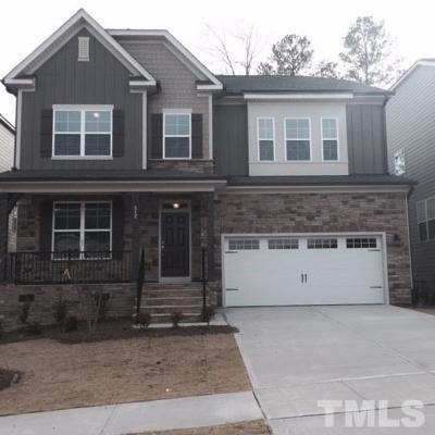 Cary Single Family Home For Sale: 512 Henmore Brook Drive