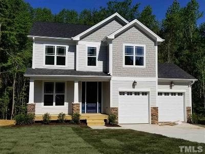 Wendell Single Family Home For Sale: 672 Rockbank Loop