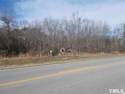 Johnston County Residential Lots & Land For Sale: Government Road